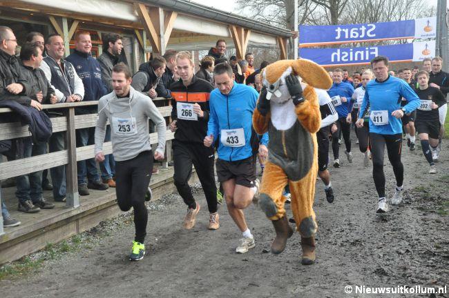 Patrick Boorsma wint wederom de Nieuwjaarsloop vvKollum ...