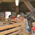 KOLLUM – Zaterdag was het Open Monumentendag, ook de Poldermolen de Tochmaland in Kollum had de deuren voor het publiek geopend. In heel Friesland waren veel molens geopend. Zo kwamen […]