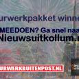 KOLLUM – Nieuwsuitkollum.nl mag een vuurwerkpakket weggeven. Het vuurwerkpakket wordt beschikbaar gesteld door Vuurwerk Buitenpost e.o. Meedoen kan t/m22December. Uitslag volgt 23December. (De winnaar wordt op de foto gezet met […]