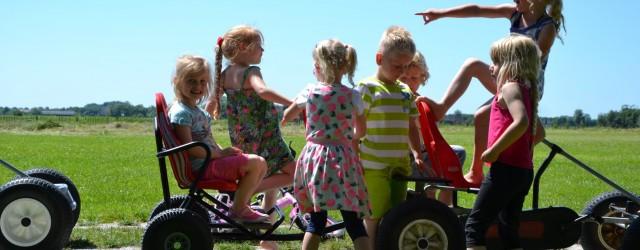 KOLLUMERPOMP – Dinsdag kwamen de kinderen van groep 1 van Openbare Basisschool Professor Casimir in Kollum op bezoek op Natuurcamping it Dreamlân in Kollumerpomp. De zon scheen uitbundig en de […]