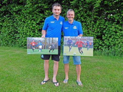 Dorjan Berisha en Jan Oppedijk (Large)