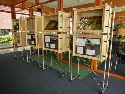 Foto Archeologisch Steunpunt in gemeentehuis Kollum (Large)
