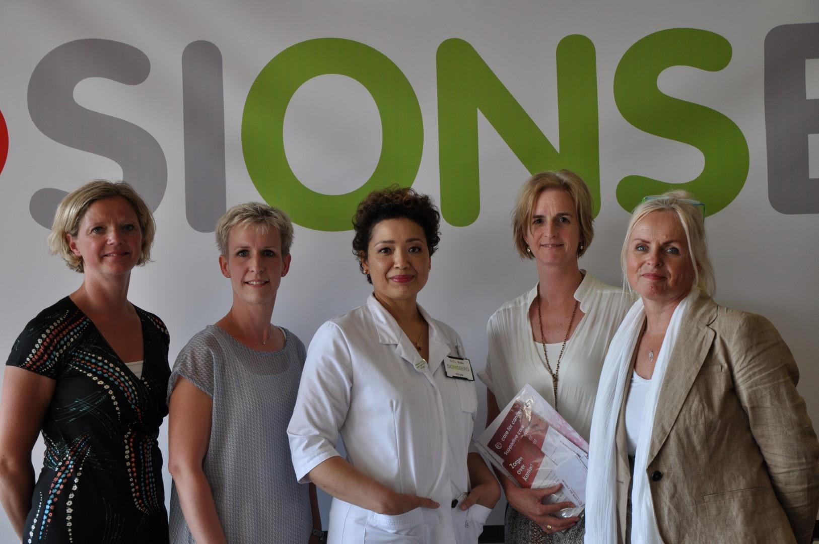 Photo of Sionsberg en Care for cancer starten pilot oncologische nazorg