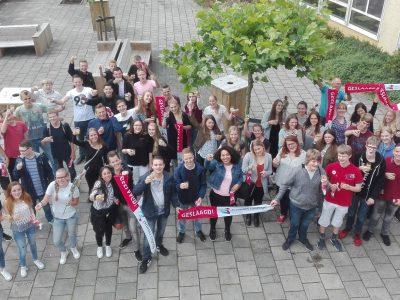 Geslaagd op het Lauwers College (Large)