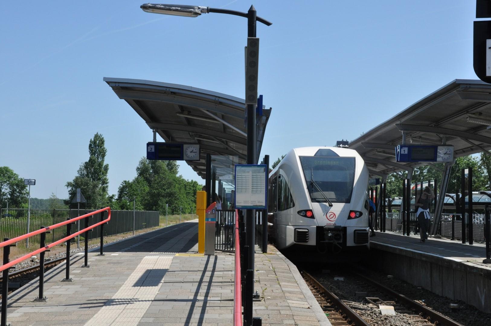 Geen treinen tussen Groningen en Leeuwarden op zondag 21 juli