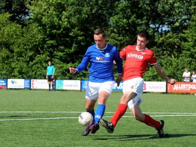 Rudmer Loonstra scoort de 2-0 (Large)