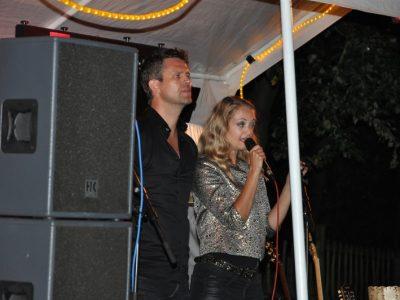 Tet en Marcel zingen een duet