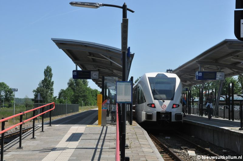 Photo of Geen treinen op Koningsdag tussen Buitenpost en Groningen