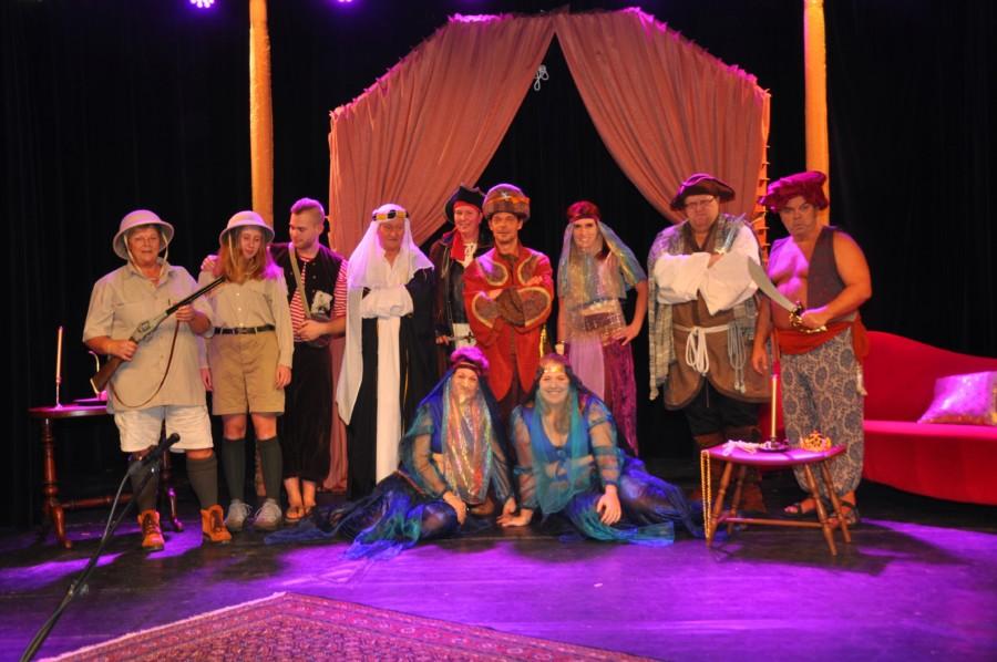 Zaterdag 25 november 2017: Sinterklaas sprookje in de Colle