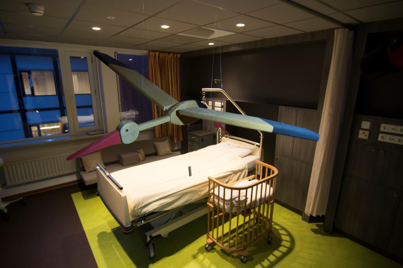 Photo of Feestelijke opening Gezinskamer+ in ziekenhuis Nij Smellinghe