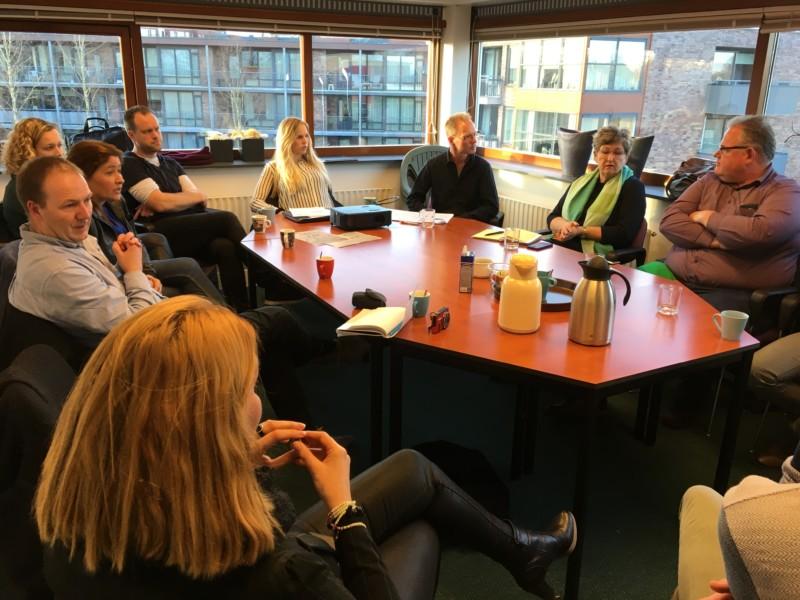 CDA-fractie onder de indruk van werk Jeugd- en dorpenteam Achtkarspelen