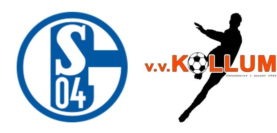 FC Schalke 04 komt naar Kollum