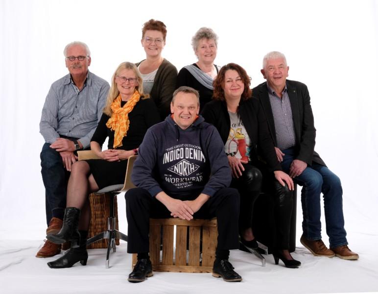 Oranje Comité Kollum viert 100 jarig jublieum
