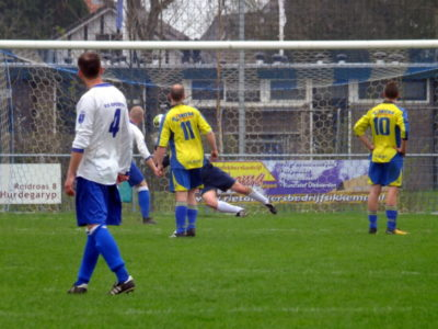 Fokke Zijlstra stopt penalthy
