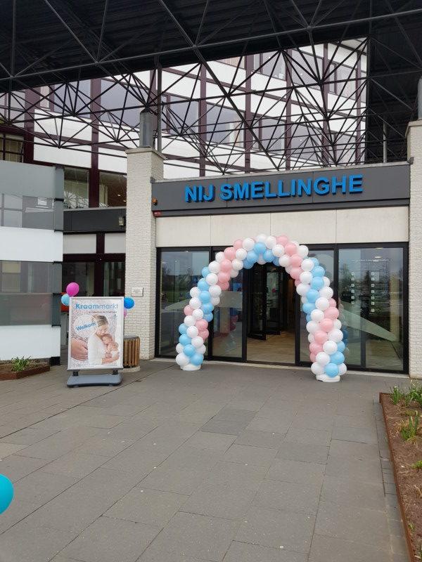 Vierde Kraammarkt ziekenhuis Nij Smellinghe opnieuw een succes