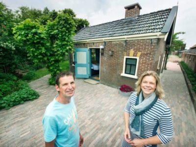 Boer & Breakfast het Hooihuis