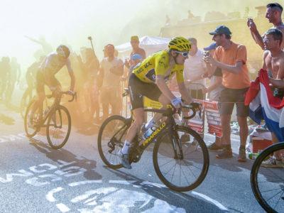 19-07-2018: Wielrennen: Tour de France 12e etappe: Alpe d HuezGeraint Thomas