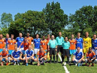 VV Buitenpost en ONS Sneek