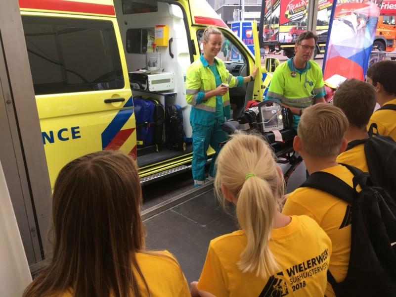 Geslaagde Kidsday opende wielerfestiviteiten in Surhuisterveen