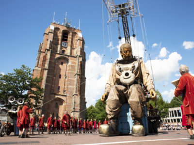 Friday - The Giants of Royal de Luxe - Diver - Hendrika Lageveen 1