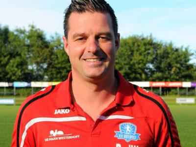 Trainer René van der Weij