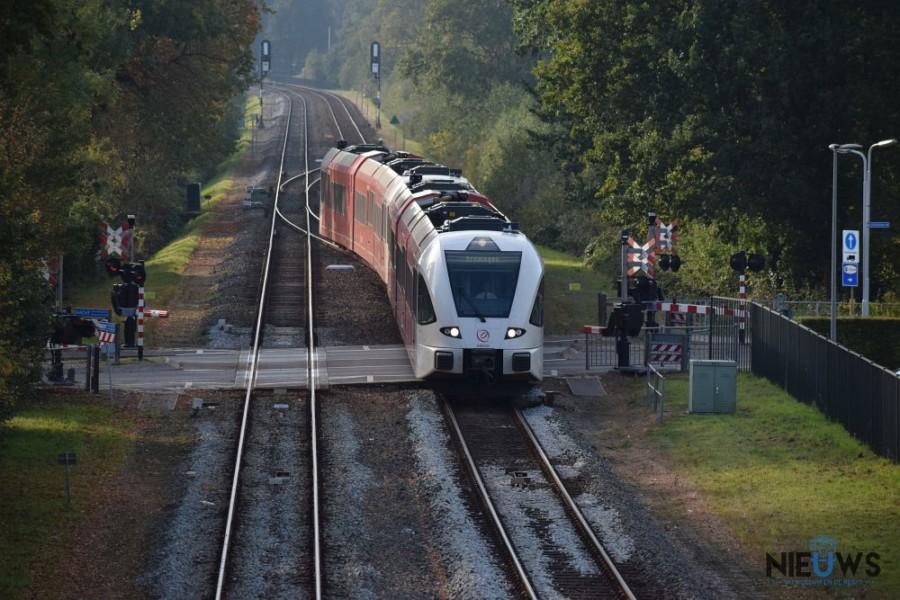 Twee jongens aangehouden na zitten boven op trein