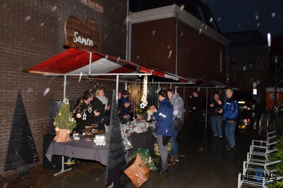 Sfeervolle kerstmarkt dagbesteding Hart van Kollum