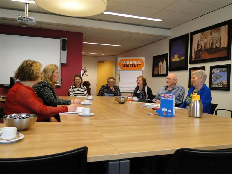 Fairtrade in Noardeast-Fryslân
