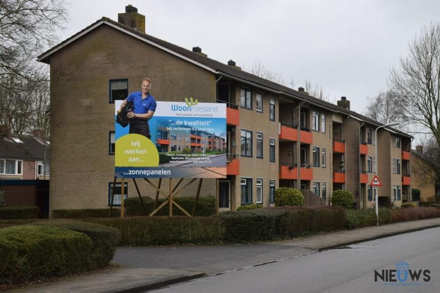 WoonFriesland investeert ruim 2 miljoen in 64 woningen in Kollum