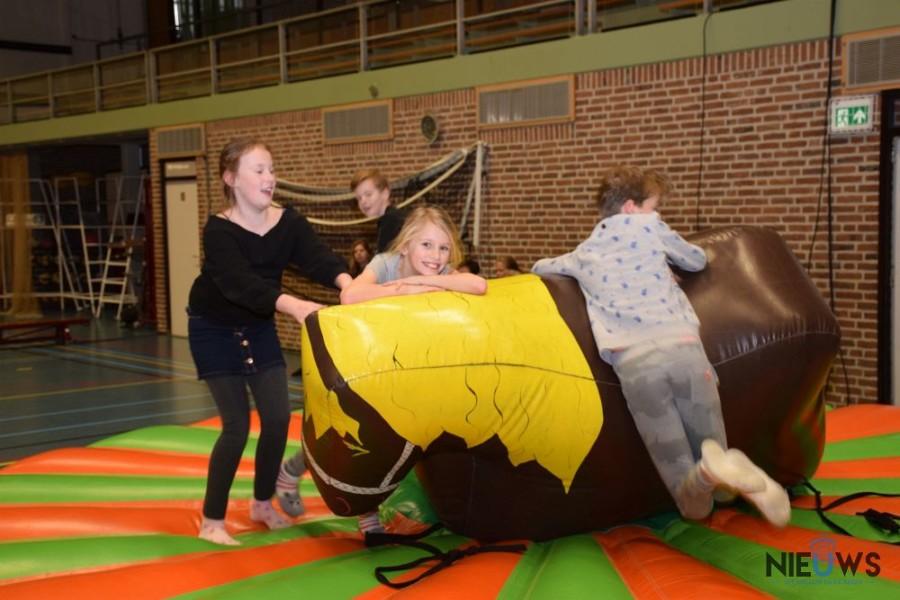 Vertier voor basisschool kinderen in de Van der Bijhal