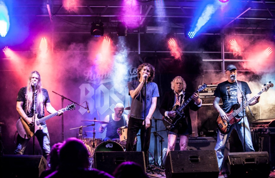 AC/DC & Pearl Jam Tribute Night in Paradisobar Kollum