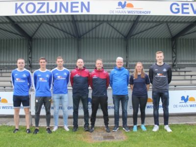 Nieuwe gezichten bij VV Buitenpost