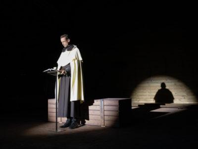 Theun Plantinga als Titus - Foto Marit Anker