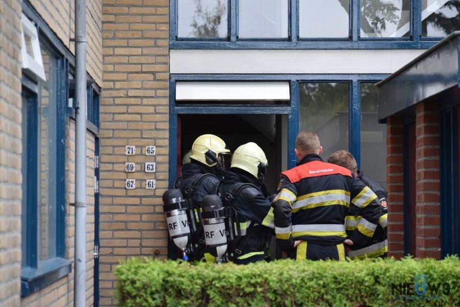 Photo of Gaslekkage in flat in Kollum