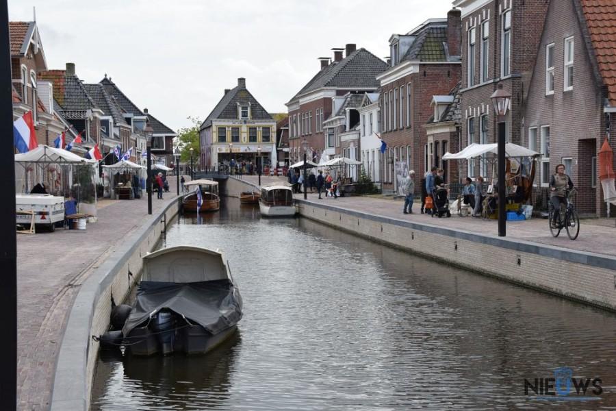 Photo of Herinrichting Ooster- en Westerdiepswal Kollum genomineerd voor Vredeman de Vries publieksprijs