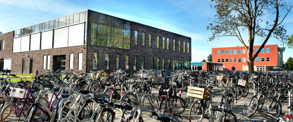 Lauwers college Buitenpost start gymnasium vanaf de brugklas