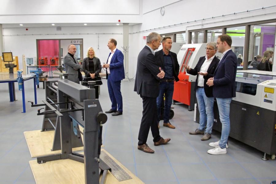 Boost (techniek)onderwijs NO-Friesland door verbinding