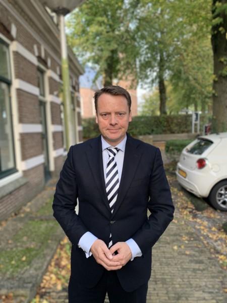 Johannes Kramer nieuwe burgemeester gemeente Noardeast-Fryslân