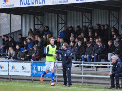 Folkert van Dongera maakte z'n debuut na 1,5 jaar blessureleed