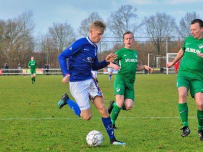 Rolf Dijk maakte de 2-1