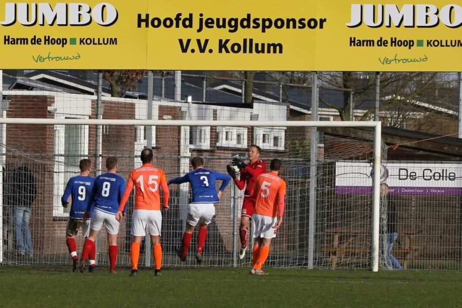 Photo of VV Kollum – 't Fean 58 kent geen winnaar