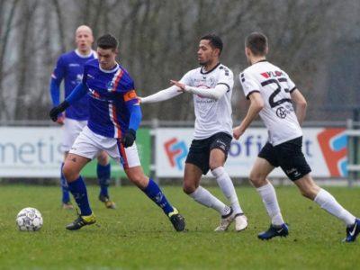 Aanvoerder Joran Olijve scoorde één keer tegen ACV