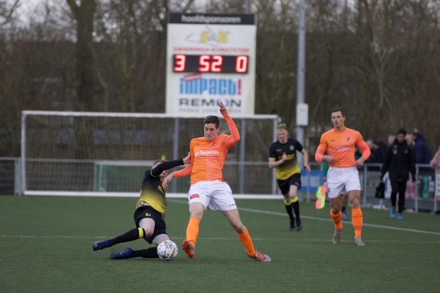 Photo of VV Kollum stelt teleur tegen SV Marum