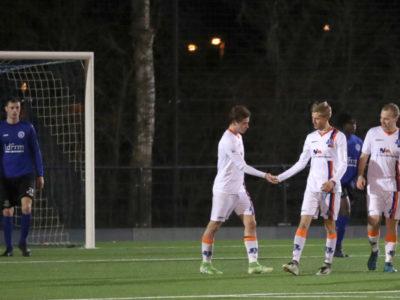 03-03-2020: Voetbal: Leeuwarder Zwaluwen v Buitenpost: Leeuwarden