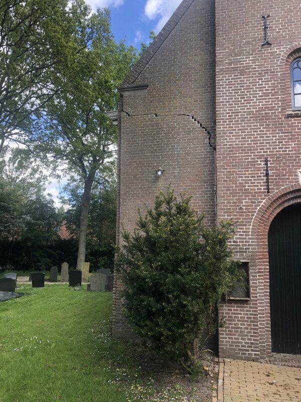 Photo of Nieuwe fundering voor verzakte kerk van Augsbuurt
