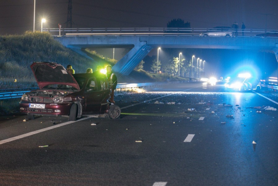 Photo of Man uit Noardeast-Fryslân aangehouden na ongeval op A7 bij Groningen