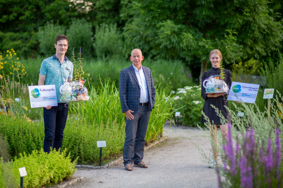 Photo of Fryske Krite Bûtenpost en Naomi Verbunt winnaars cultuurprijzen Achtkarspelen