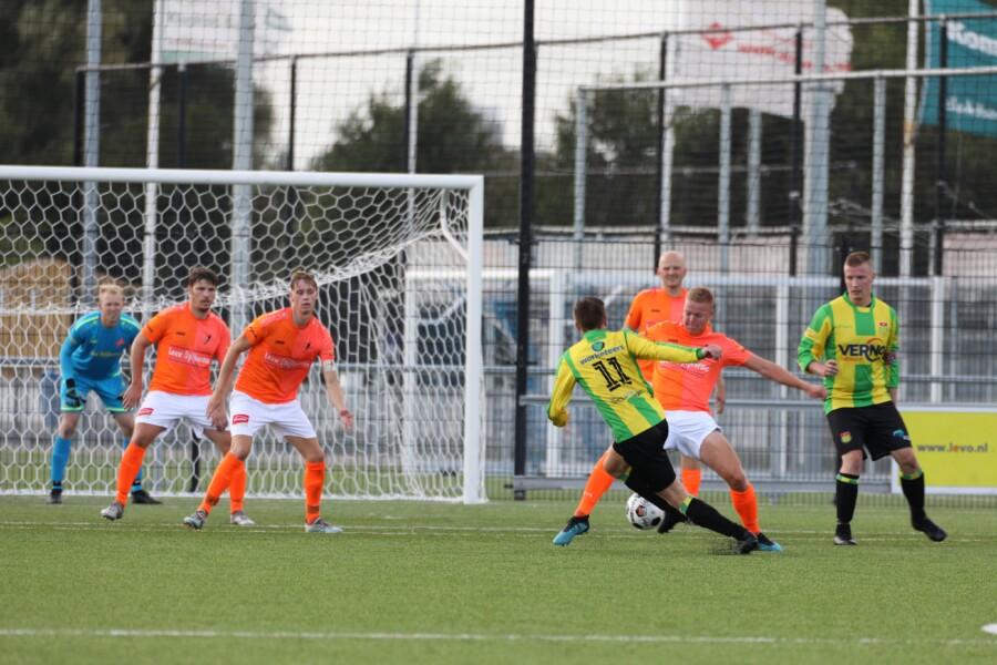 Photo of Kollum verliest in doelpuntrijke wedstrijd van FVC
