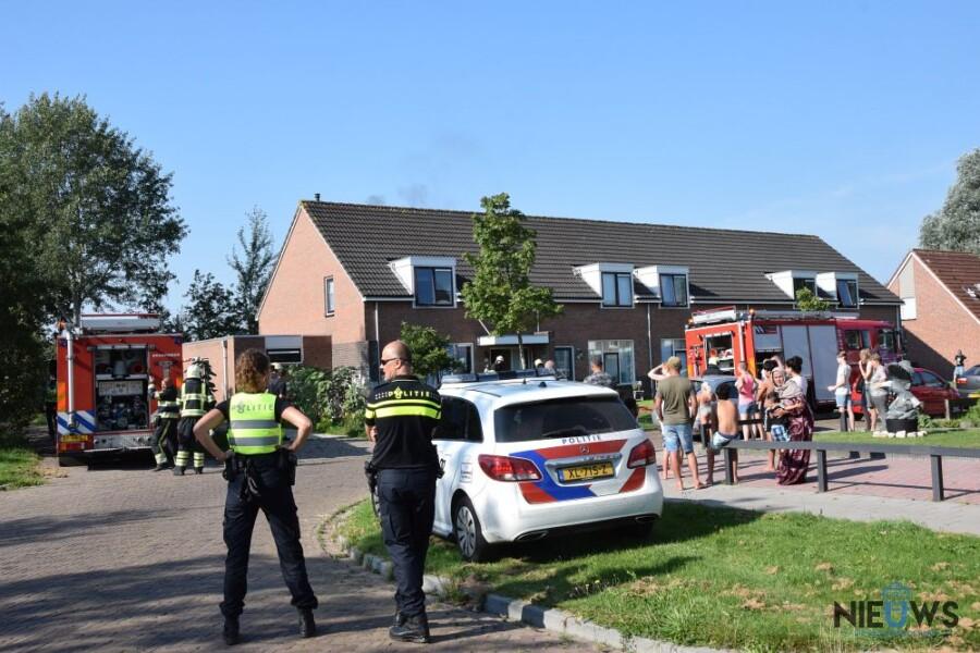 Photo of Dakbrand in Twijzelerheide snel onder controle