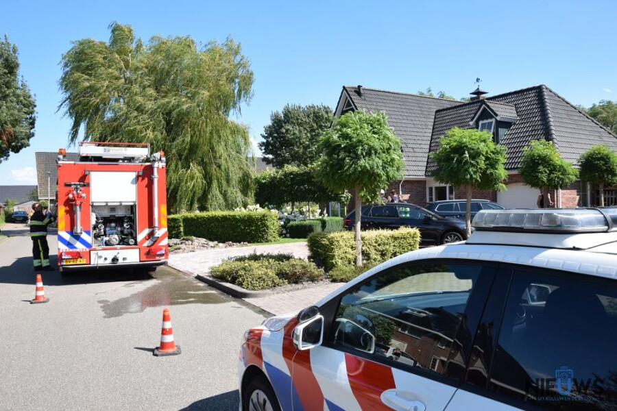 Photo of Brand in woning snel onder controle